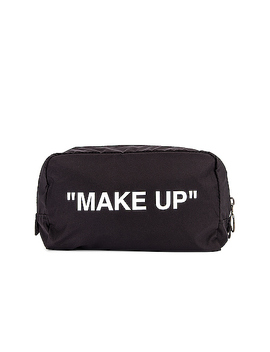 Make Up Pouch by Off White