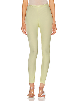 Ribbed Legging by Off White