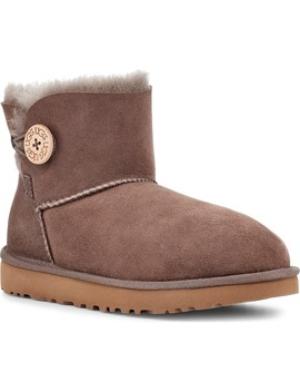 Mini Bailey Button Ii Genuine Shearling Boot by Ugg®