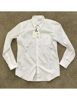 +J Uniqlo White Shirt by Uniqlo  ×