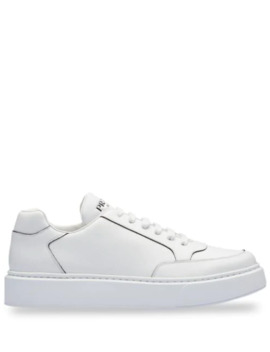 Thick Sole Sneakers by Prada