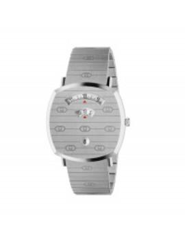Grip Steel Watch by Jr Dunn