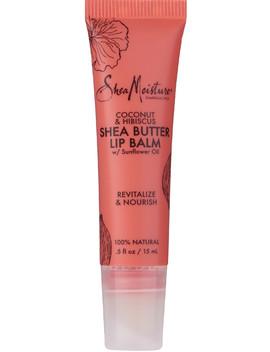 Coconut & Hibiscus Shea Butter Lip Balm by Shea Moisture