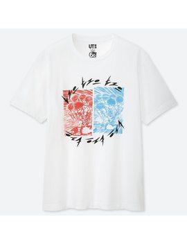 Manga Ut Hajime No Ippo (Short Sleeve Graphic T Shirt) by Uniqlo