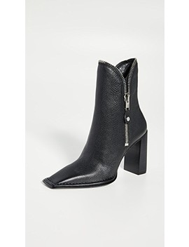 Lane Black Boots by Alexander Wang