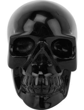Obsidian Skull by Killstar