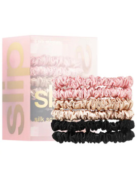 small-slipsilk-scrunchies by slip