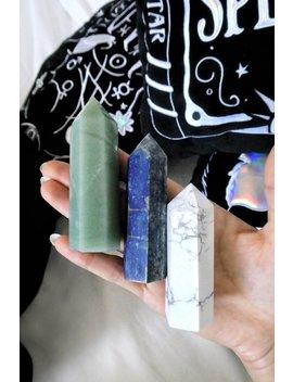 Green Aventurine Crystal by Killstar