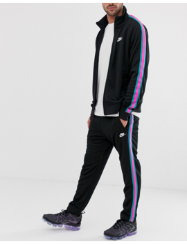 Nike Tribute Trackpant In Black by Nike