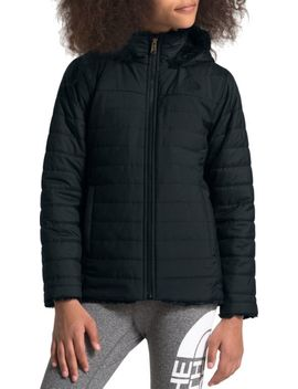 The North Face Girls' Reversible Mossbud Swirl Insulated Parka by The North Face