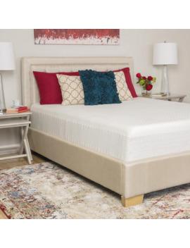 Comfort Memories Select A Firmness 12 Inch Full Size Hybrid Mattress by Comfort Memories