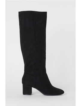 Tall Boots by H&M