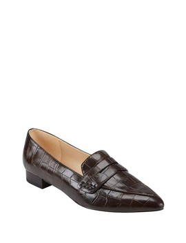 Feud Pointed Toe Loafer by Marc Fisher