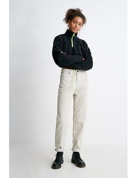 Bdg Winter Stone Corduroy Mom Trousers by Bdg