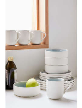 Reactive 16 Piece Dining Set by Urban Outfitters