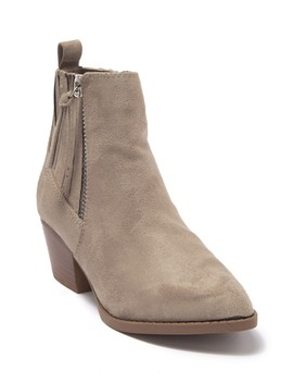 Valiant Pointed Toe Ankle Boot by Carlos By Carlos Santana