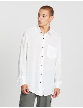 Stevie Long Sleeve Shirt by The People Vs