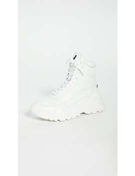 Zenith Classic Donna High Top Sneakers by Joshua Sanders