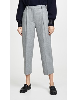 Flannel Trousers by Acne Studios