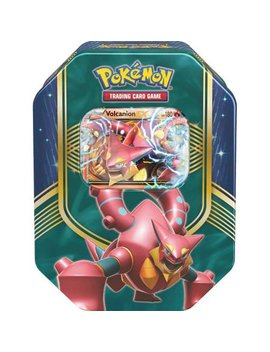 Pokemon Battle Heart Tin  Volcanion by Pok????Mon