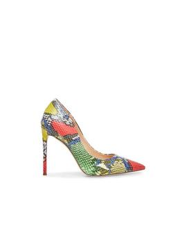 Vala Bright Multi Snake by Steve Madden