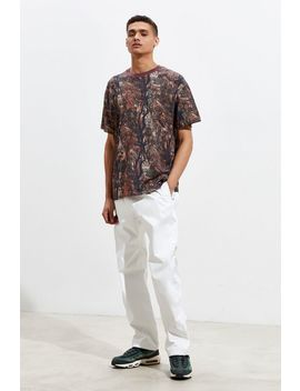 Uo Camo Print Tee by Urban Outfitters