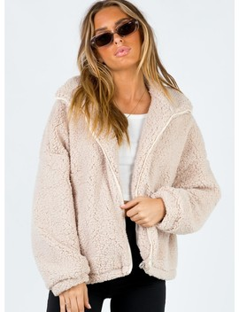 The Flock Jacket by Princess Polly