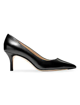 Vesta Leather Pumps by Cole Haan