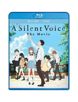 A Silent Voice (Blu Ray + Dvd) by Ray + Dvd)
