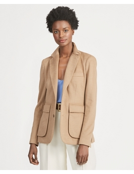 Patch Pocket Blazer by Ralph Lauren