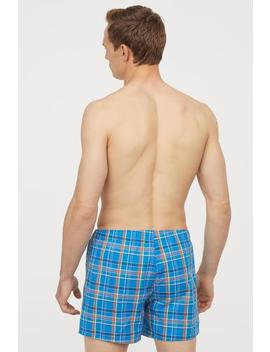 5 Pack Woven Boxer Shorts by H&M