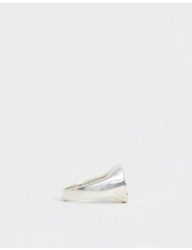 Serge De Nimes Vitruvian Ring In Sterling Silver by Serge De Nimes