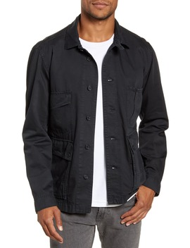 Regular Fit Chore Jacket by Billy Reid