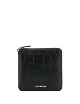 Ville Square Wallet by Balenciaga