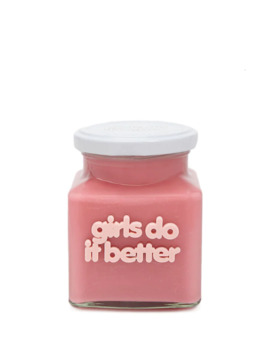 Girls Do It Better Pina Colada Candle by Forever 21