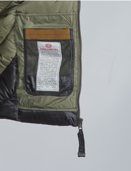 Parajumpers Barnkläder   Jeordie Sheen Jacket   Svart. by Parajumpers