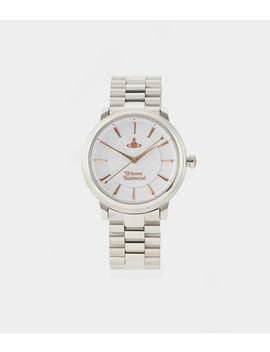 Shoreditch Watch Silver  by Vivienne Westwood