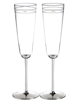 'darling Point' Champagne Flutes by Kate Spade New York