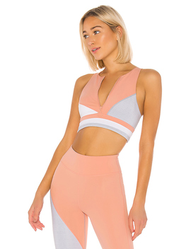 Anika Top In Coral Pink by Lovewave