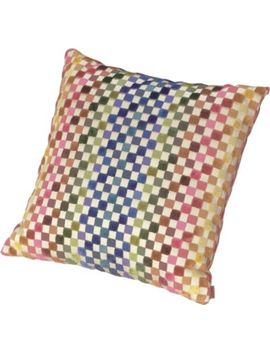 Maseko Check Cushion 40x40 by Missoni Home