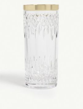 Lismore Short Stories Reflection Crystal Vase 30cm by Waterford