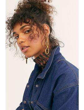 Serefina Link Dangle Earrings by Serefina