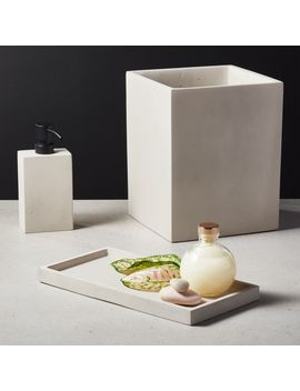Drew Bath Accessories by Crate&Barrel