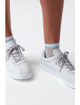 Uo Thin Stripe Monofilament Sock by Urban Outfitters