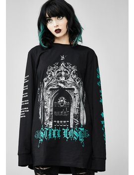 Lost In Ruin Graphic Tee by Widow