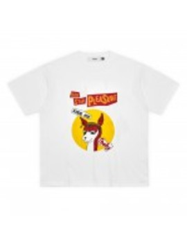 Pleasure Bamby Tee (White) by Dover Street Market