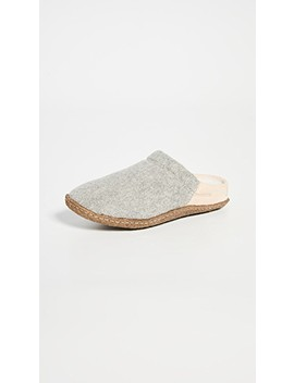 Nakiska Scuff Slippers by Sorel