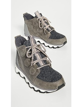 Kinetic Caribou Booties by Sorel