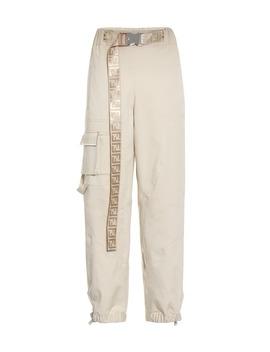 Cotton Pants by Fendi