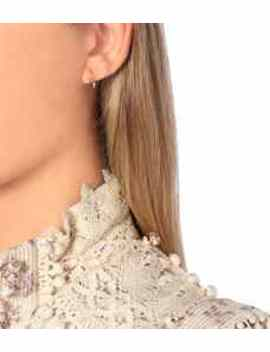 Spike Clicker 14kt Gold Single Earring by Maria Tash